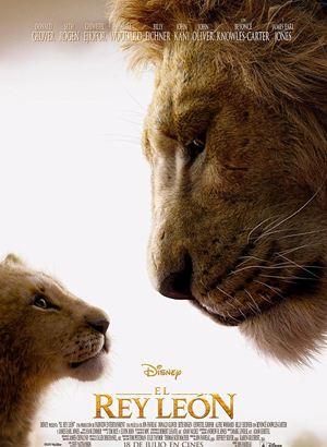 El Rey León : Cartel