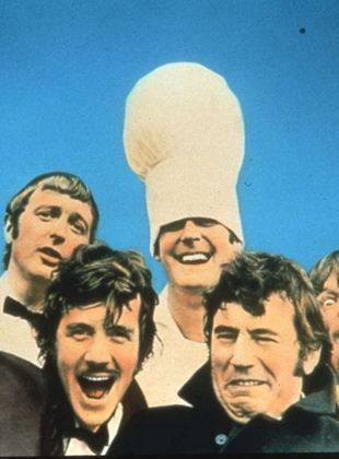 The Monty Python Flying Circus