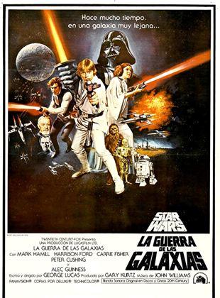 Star Wars: Episodio IV - Una nueva esperanza (La guerra de las galaxias)