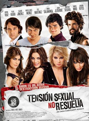 Tension sexual no resuelta