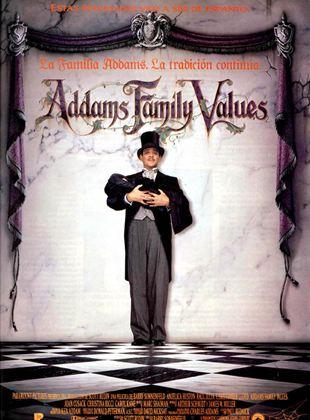 La Familia Addams: La tradición continúa