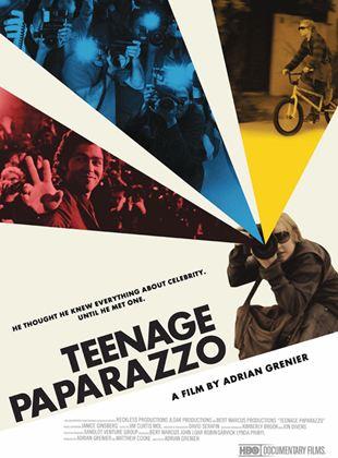 Paparazzi adolescente