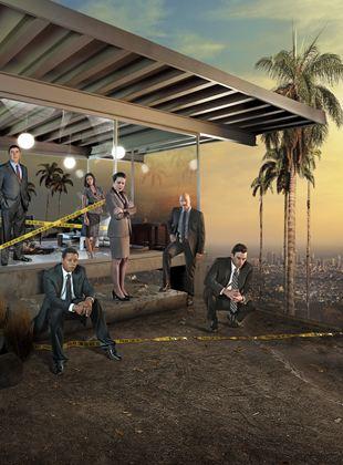 Ley y orden: LA (Los Ángeles. Distrito criminal)