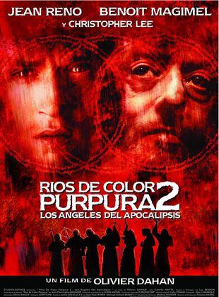 Ríos de color púrpura 2. Los Ángeles del Apocalipsis