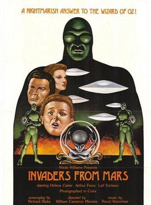 Los invasores de Marte