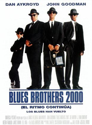 Blues Brothers 2000 (El ritmo continúa)