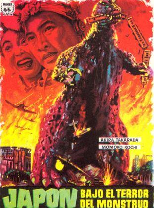 Godzilla, Japón bajo el terror del monstruo