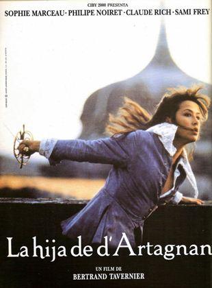 La hija de d'Artagnan
