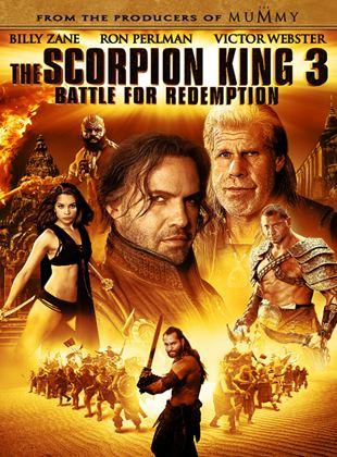 El rey escorpión 3 - Batalla por la redención