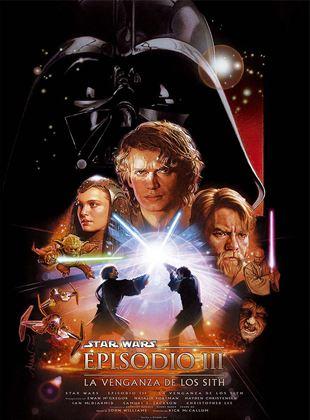 Star Wars: Episodio III - La venganza de los Sith
