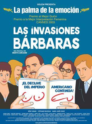 Las invasiones bárbaras