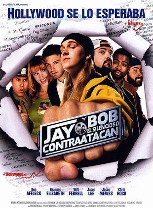 Jay y Bob el silencioso contraatacan