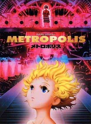 Metrópolis de Osamu Tezuka