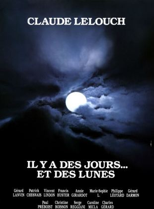 Il y a des jours... et des lunes