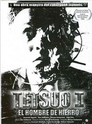 Tetsuo: El hombre de hierro