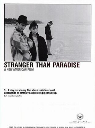 Extraños en el paraíso