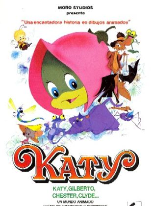 Katy, la oruga