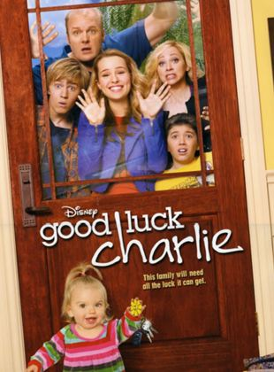 ¡Buena suerte, Charlie!