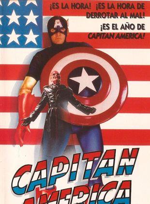 Capitán América. La película