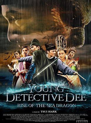 El joven detective Dee. El poder del dragón marino Zulu