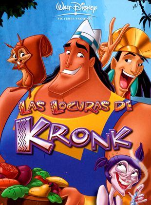 El Emperador Y Sus Locuras 2: La Gran Aventura De Kronk