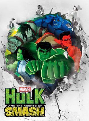 Hulk y los agentes de S.M.A.S.H