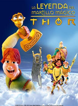 La leyenda del martillo mágico, Thor