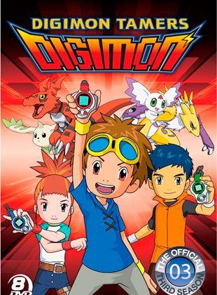 Digimon Tamers: La batalla de los aventureros