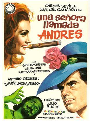 Una señora llamada Andrés