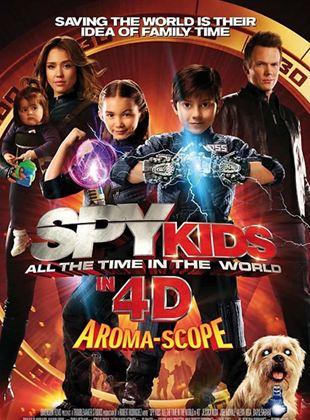 Spy Kids. Todo el tiempo del mundo