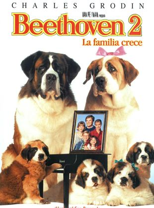 Beethoven 2: La familia crece