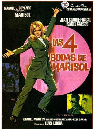 Las cuatro bodas de Marisol