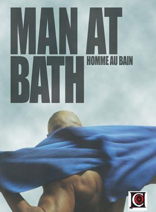 Man at Bath