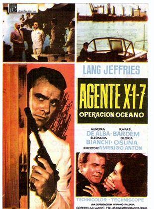 Agente X 1-7 operación Océano