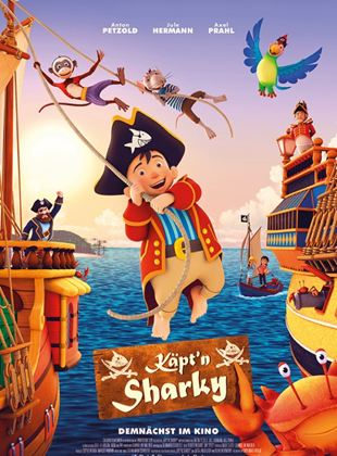 Capitán Sharky