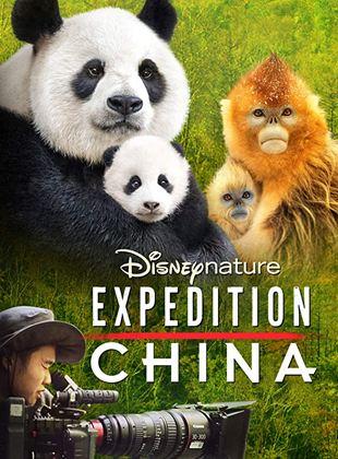 Disneynature. Expedición. China.