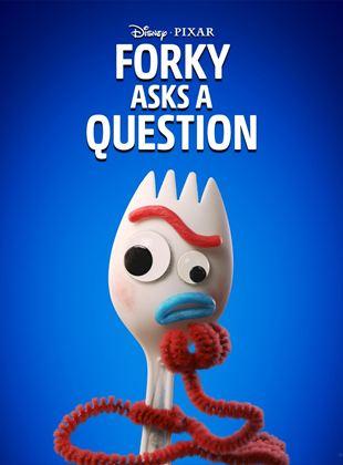 Forky hace una pregunta