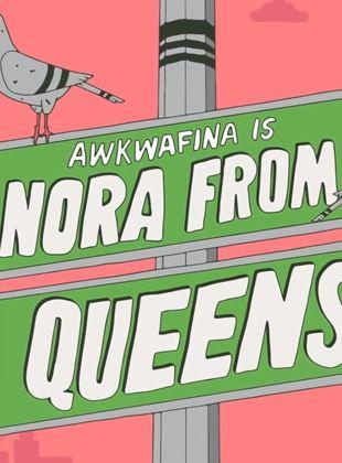 Awkwafina es Nora de Queens