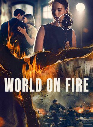 El mundo en llamas