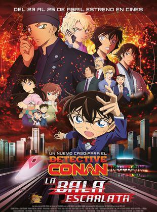 Detective Conan. La bala escarlata