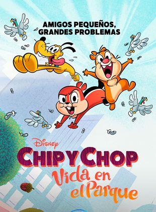 Chip y Chop. Vida en el parque
