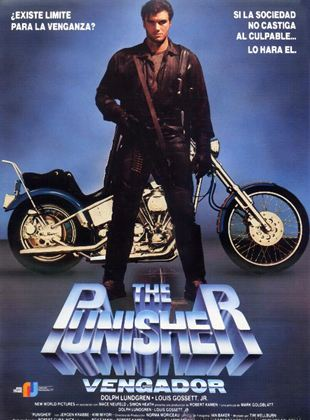 The Punisher (Vengador)