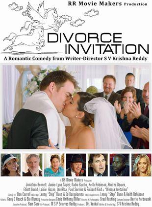 Invitación de divorcio