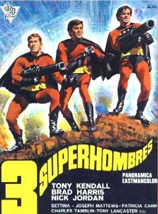 Los 3 Superhombres