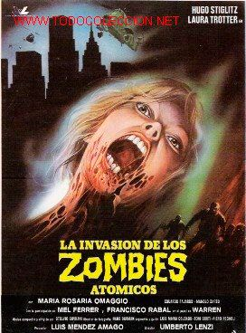 La invasión de los zombies atómicos
