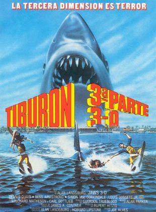 Jaws 3-D: El gran tiburón