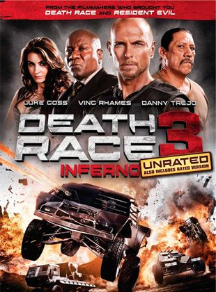 La carrera de la muerte: Inferno