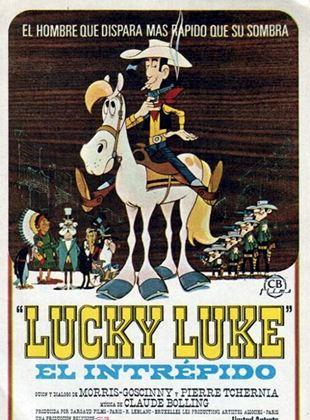 Lucky Luke: El intrépido