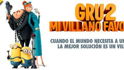 ¡Ven a la premiere de 'Gru 2. Mi villano favorito'!