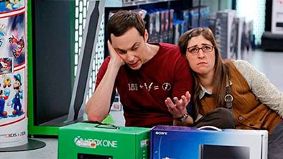 ¡La guerra de las consolas llega a 'The Big Bang Theory'!